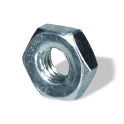 #10-24 Coarse Zinc Low Carbon Steel Machine Screw Hex Nut