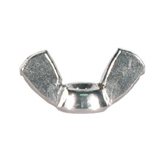 #10-24 18-8 Stainless Steel Wing Nut