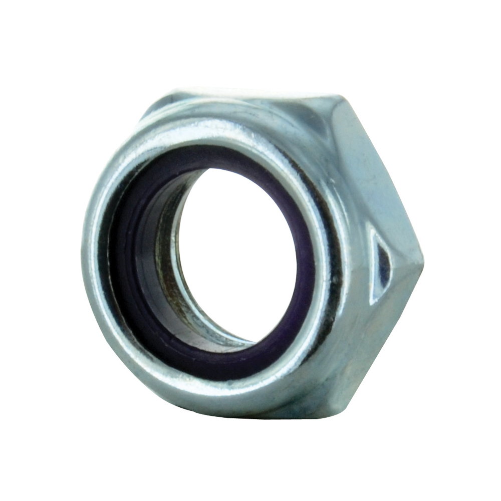 #10-24 Coarse 18-8 Stainless Steel External Tooth Keps Lock Nut