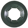 1/4 Inch Silver Metal Universal Push On Retainer