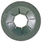 5/32 Inch Silver Metal Universal Push On Retainer