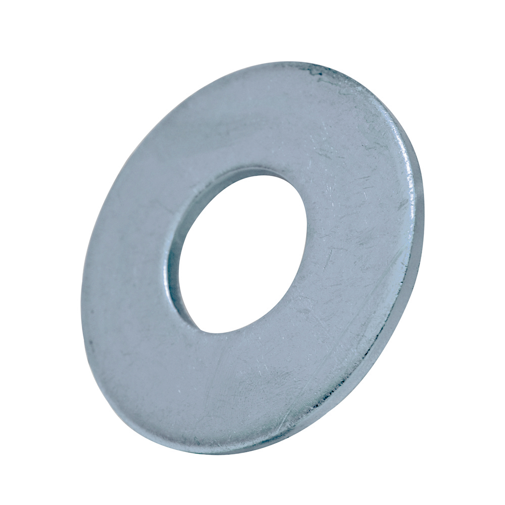 #10 Plain 316 Stainless Steel Flat Washer