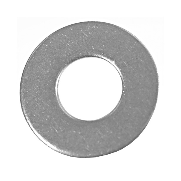 #10 Plain 18-8 Stainless Steel SAE Flat Washer