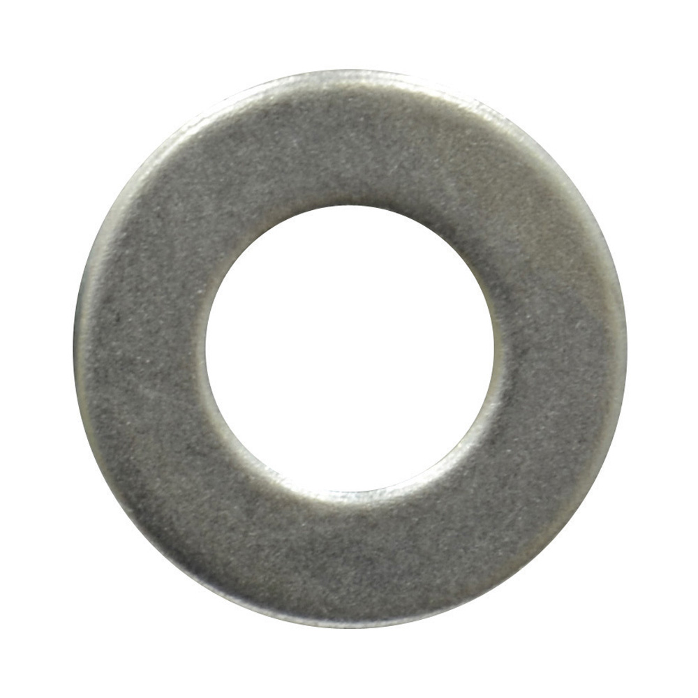 #10 Zinc Plated Grade 2 SAE Flat Washer USA - Pack of 500