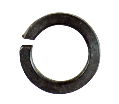 #10 Black Oxide 1065 Carbon Steel Hi-Collar Split Lock Washer