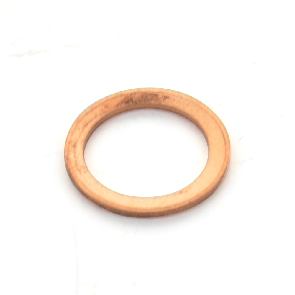 10 mm x 13.9 mm x 1 mm Copper Sealing Washer