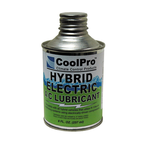 AC Air Conditioning Oil - Hybrid Electric AC Air Conditioning Lubricant 8 oz