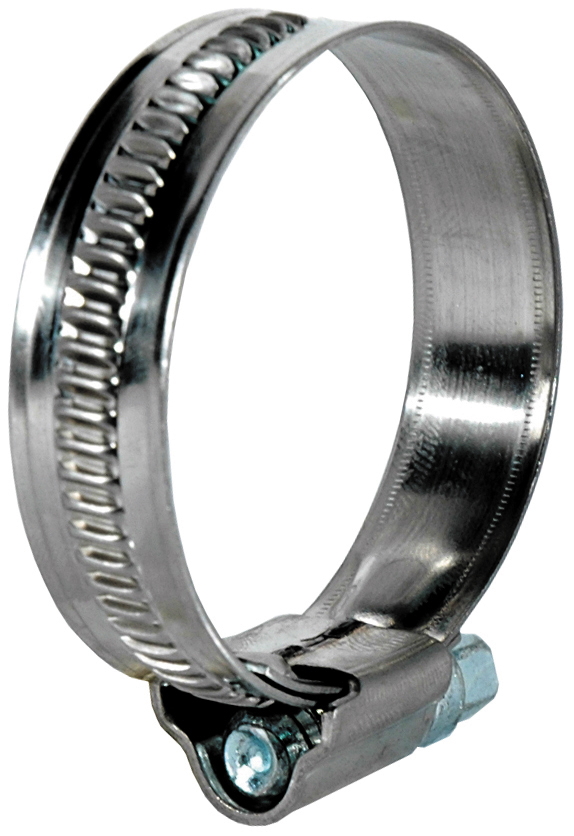 #12 Hose Clamp 13/16 Inch x 1-1/4 Inch 304 Stainless Steel Band Sx-Series Torro