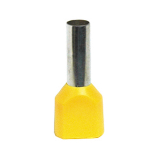 10 Awg Yellow Twin Insulated Wire Ferrule