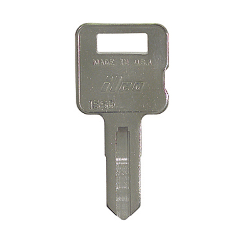 Caterpillar 1560 Heavy Equipment Key Blank