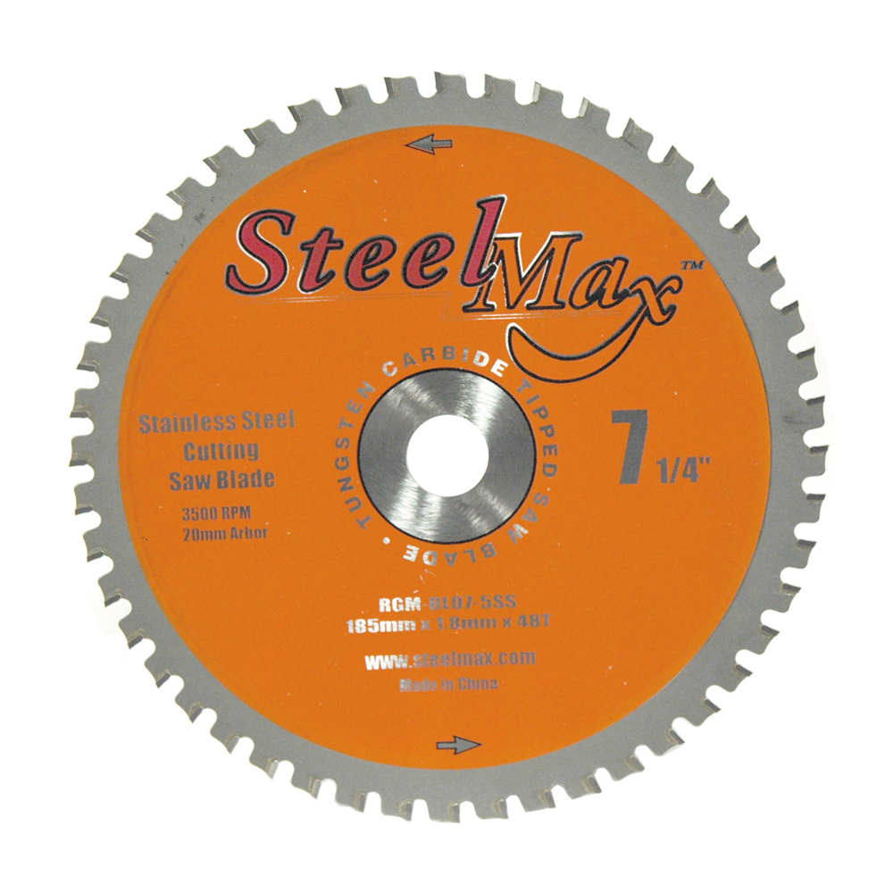 14 Inch 90 Teeth Industrial Steelmax® Metal Cutting Saw Blade