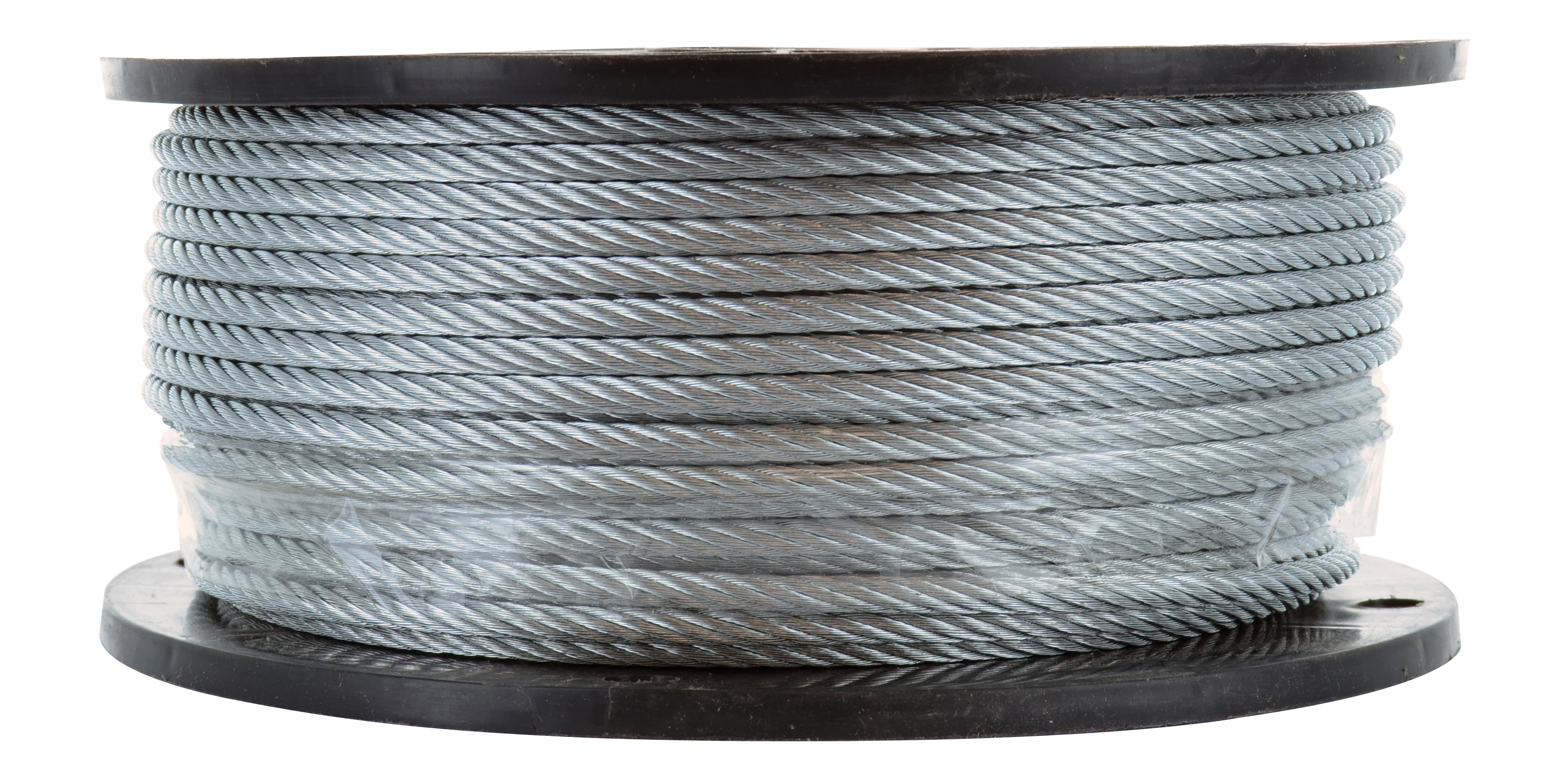 1/4 Inch x 250 ft Aircraft Cable 7 x 19 Galvanized High Carbon Steel