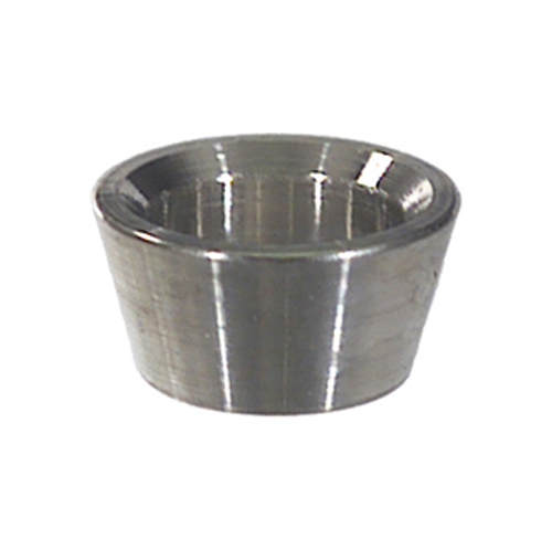 1/2 Inch Compression Tube T316 Stainless Steel Straight B-Lok Front Ferrule