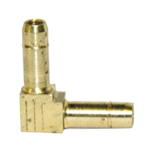 1/2 Inch Nickel Plated Brass Push-In Tube Bulkhead Union
