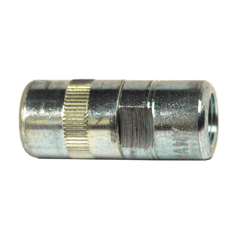 1/8 Inch Npt 4-Jaw Hydraulic Ball Check Coupler