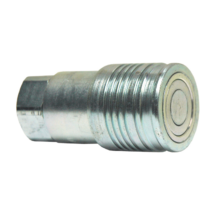 1 HT Series - Flush Face ISO16028 Interchange Female Coupler