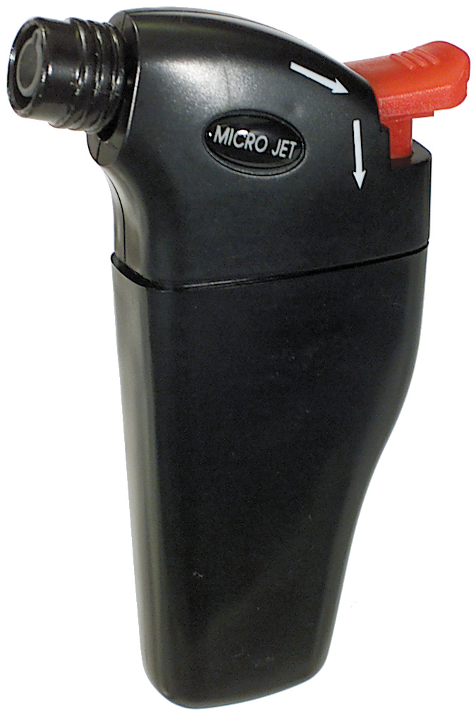 Micro-Jet Butane Powered Torch