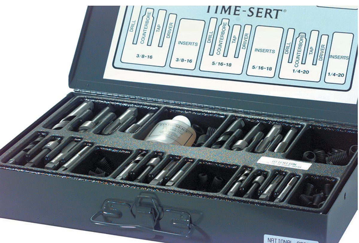 Time Sert Mini-Master Set Inch Fine
