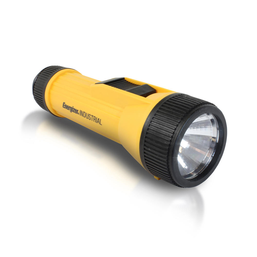 2-D Cell Industrial Flashlight