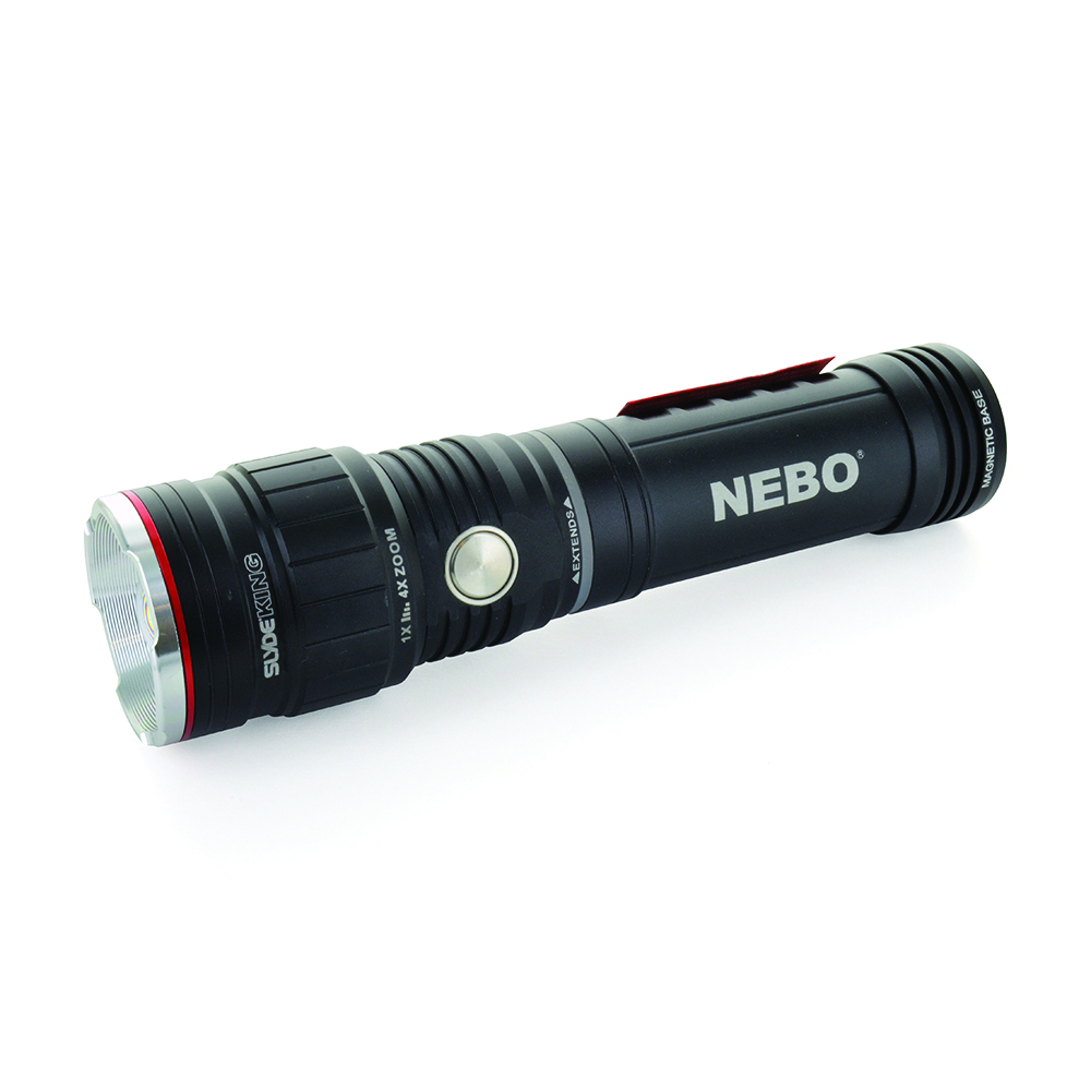 Nebo® Slyde™ King Rechargeable Flashlight