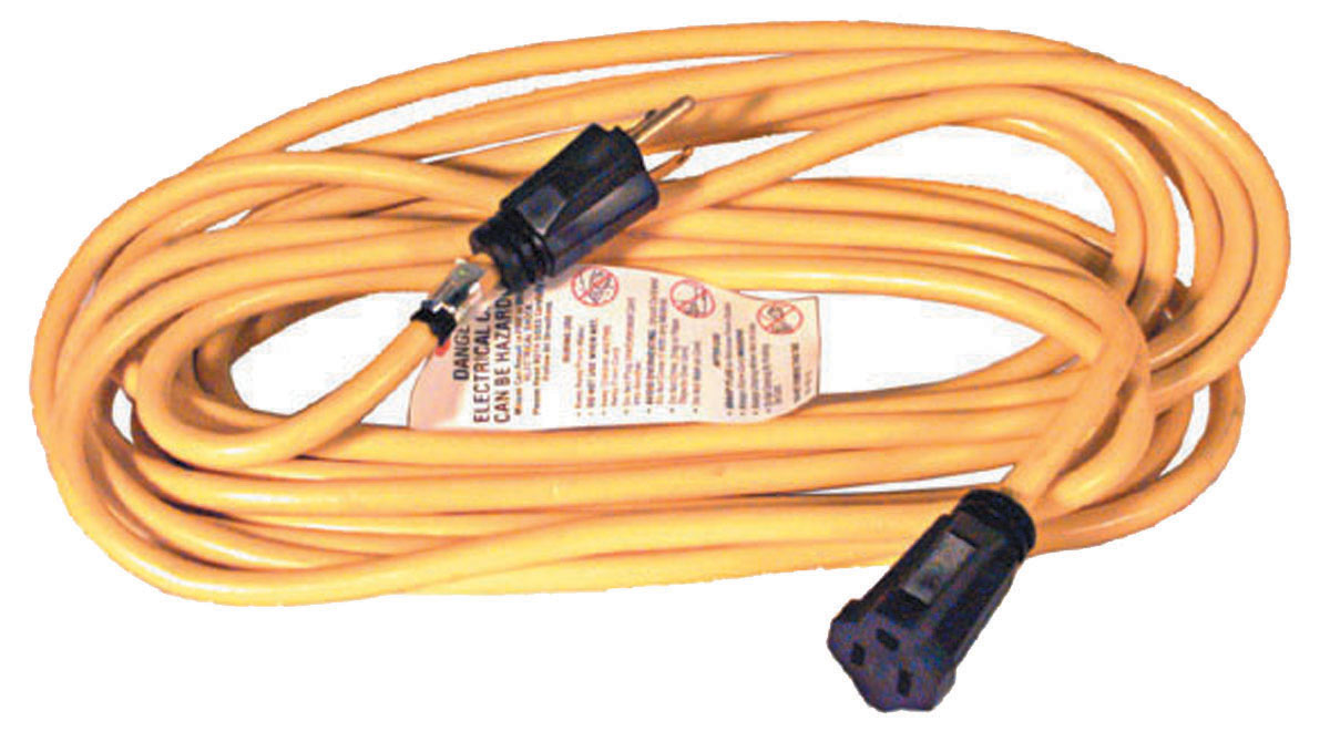 25  Foot Single Tap Extension Cord