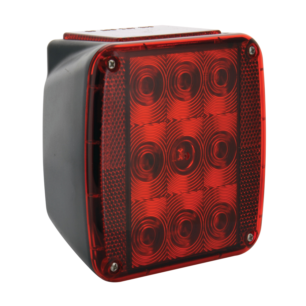 11 Diode Solid State Led Stop Turn Signal and Tail Light