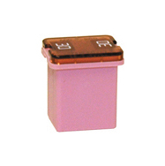 10 Pack Low Profile PAL FMX™ Type Female Fuse 30 Amp Pink