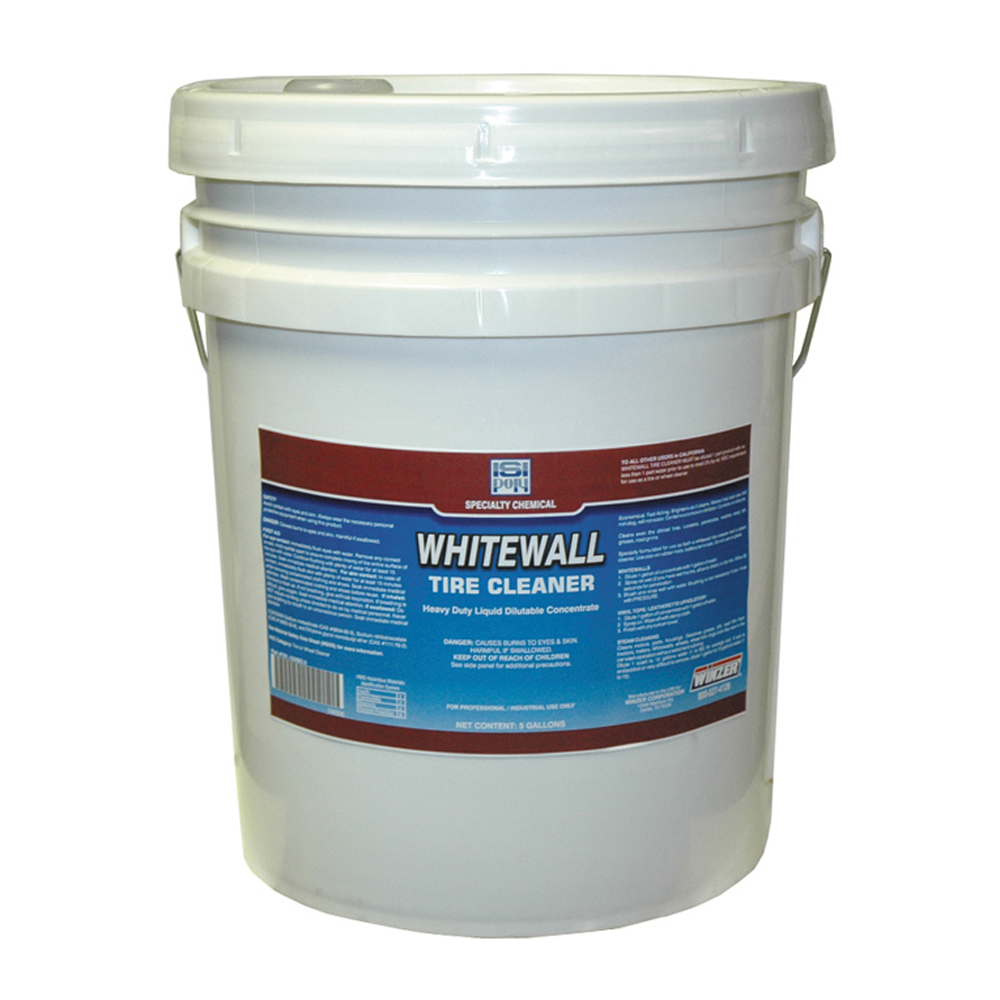 Isi-Poly Whitewall Tire Cleaner - 1 Pint