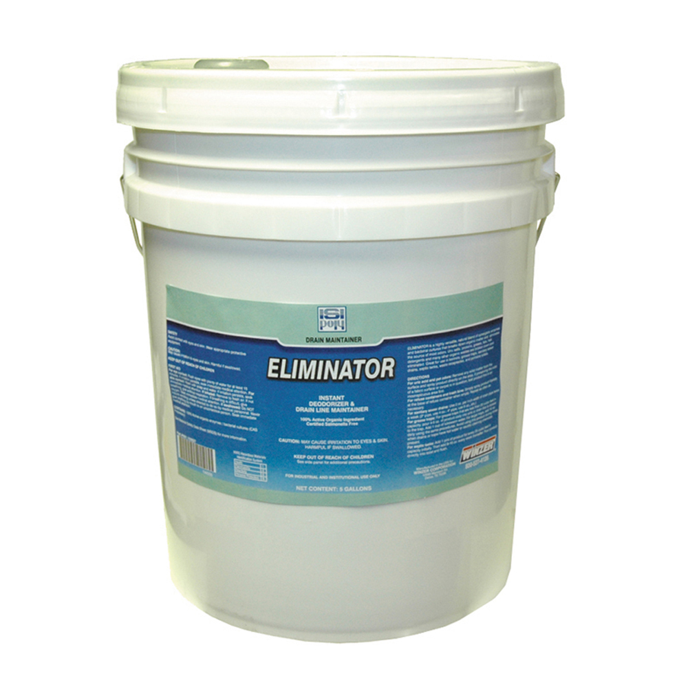 Isi-Poly Eliminator Instant Deoderizer and Drain Line Maintainer - 5 Gallon