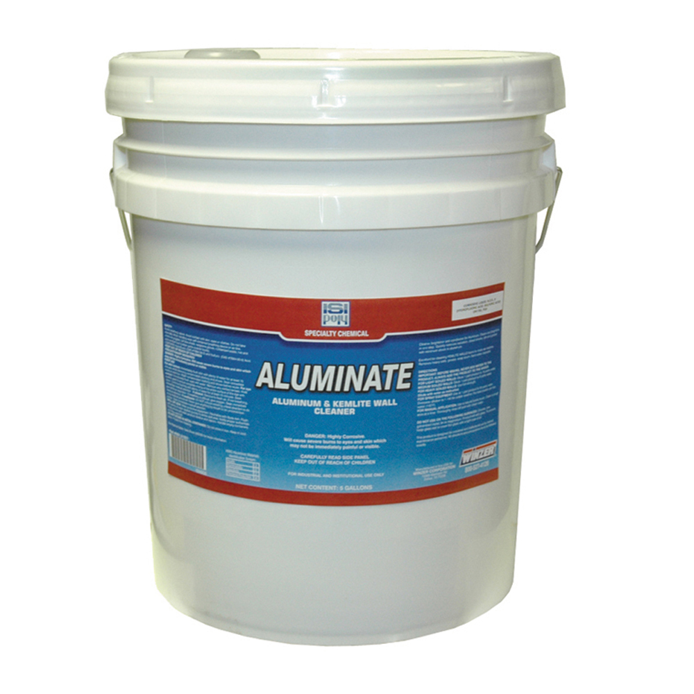 5 Gallon Isi Poly Aluminate Aluminum Brightener