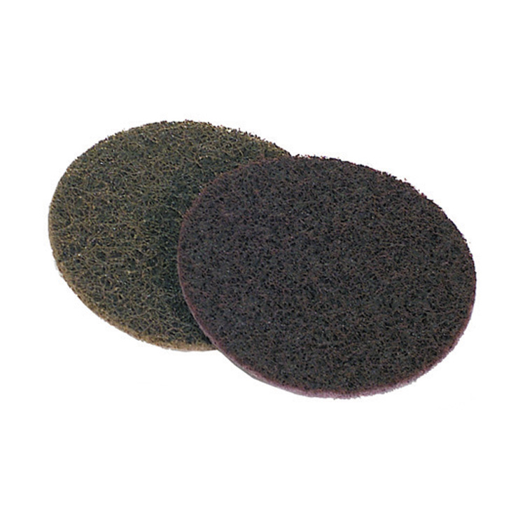 3M 2 Inch x Nh Surface Conditioning Disc Coarse Grit Brown Aluminum Oxide Pack of 25