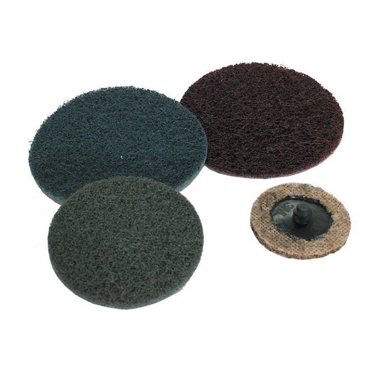 3M 3 Inch Scotchbrite Surface Conditioning Disc Very Fine Grit Blue Pack of 25
