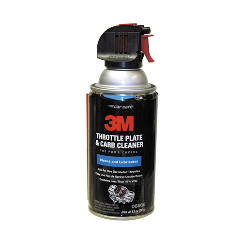 3M 12 Fl oz Throttle Plate and Intake Cleaner
