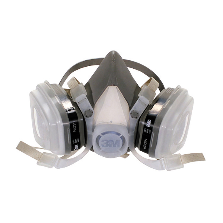 3M Easi-Care Paint Spray Respirator Assembly Large
