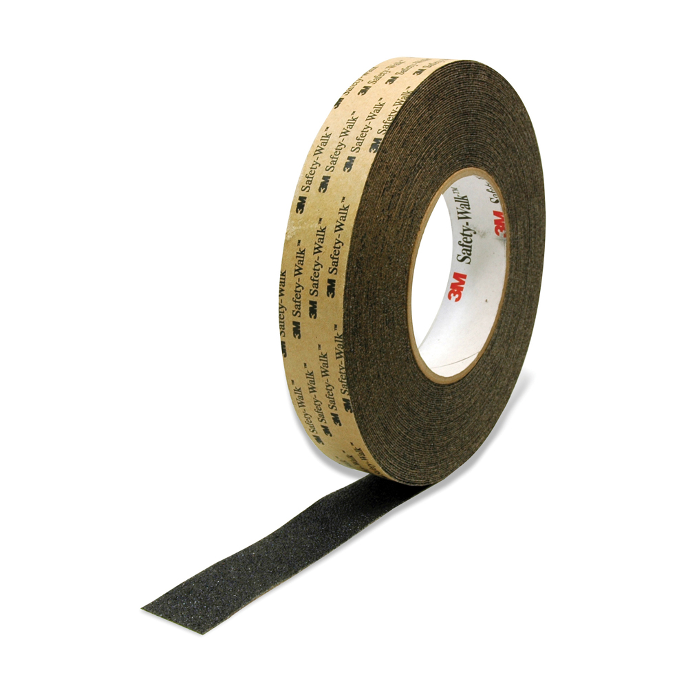 1 Inch x 60 ft Black Polymer Safety-Walk™ Slip-Resistant General Purpose Tape