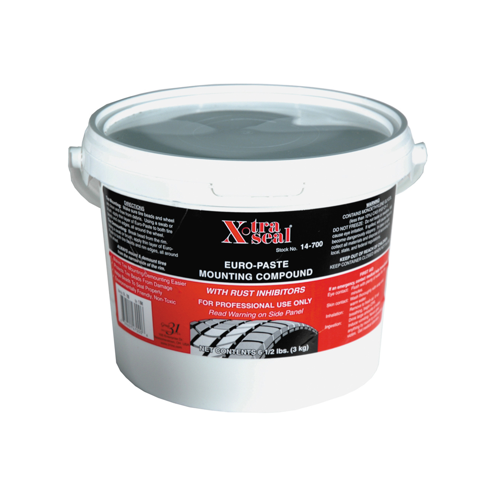 6-1/2 Lb Tub X-Tra Seal Euro Tire Mount Paste