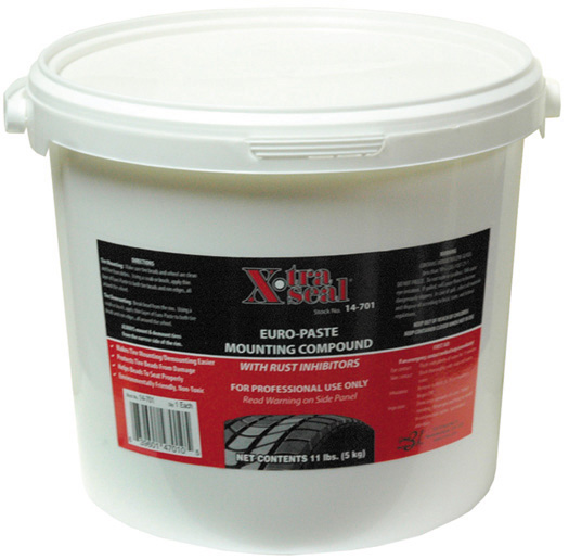 11 Lb Tub X-Tra Seal Euro Tire Mount Paste