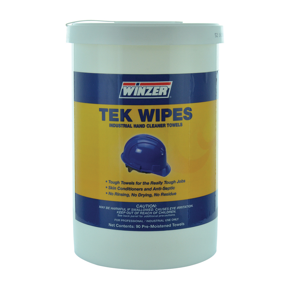 Tek Wipes - 90 Pre-Moistened Towels