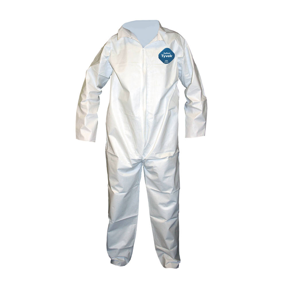 2X-Large Dupont® Tyvek® Standard Disposable Coverall