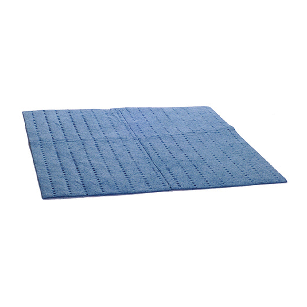 """16"""" x 18"""" Heavy White Oil Only Absorbent Pad"""