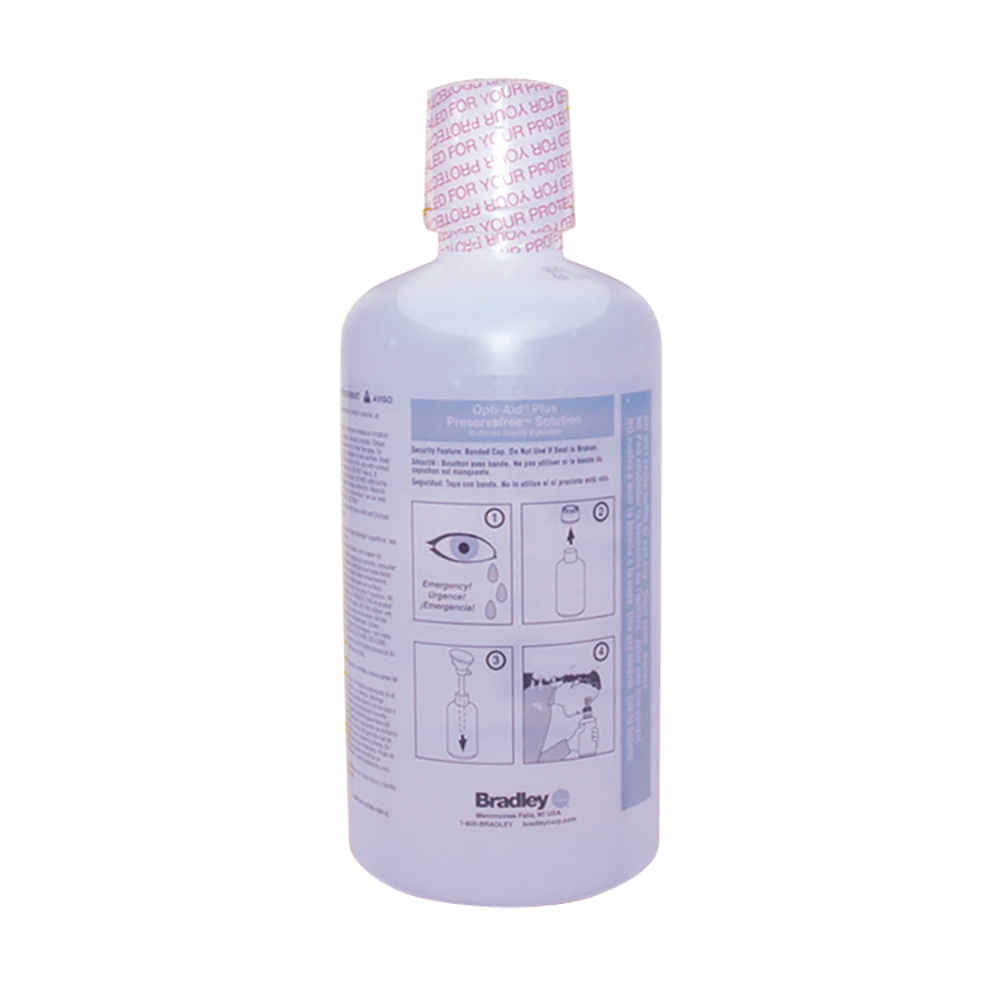 16 oz Eye Wash Station Refill