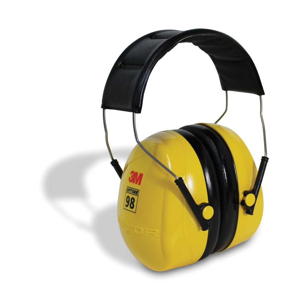 Ear Muff Yellow U.S.A.