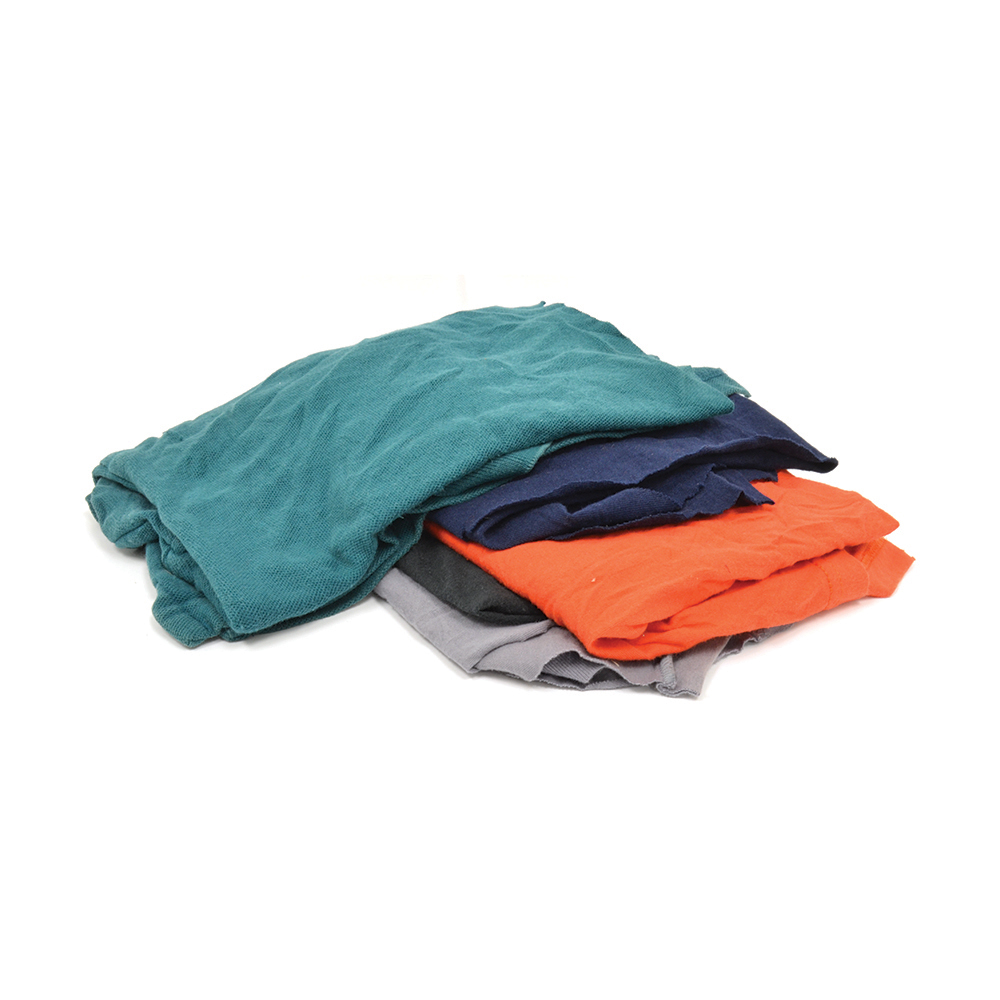 10 Lb Box Assorted Polo Knit Polo Knit Rag