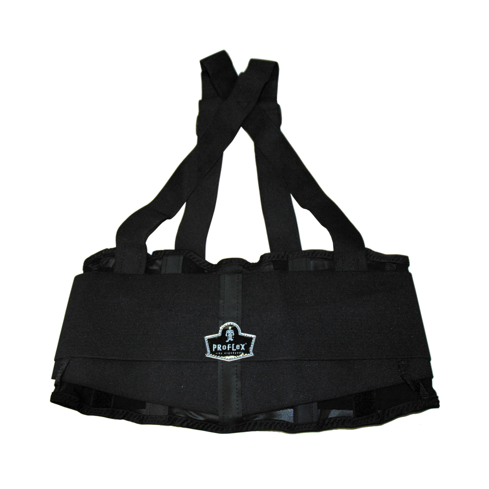2X-Large Black 280D Spandex Proflex® Standard Back Support