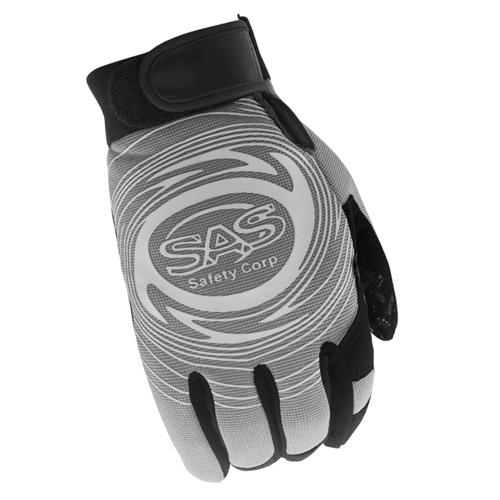 Pro Material Handling Glove Large Grey / Black