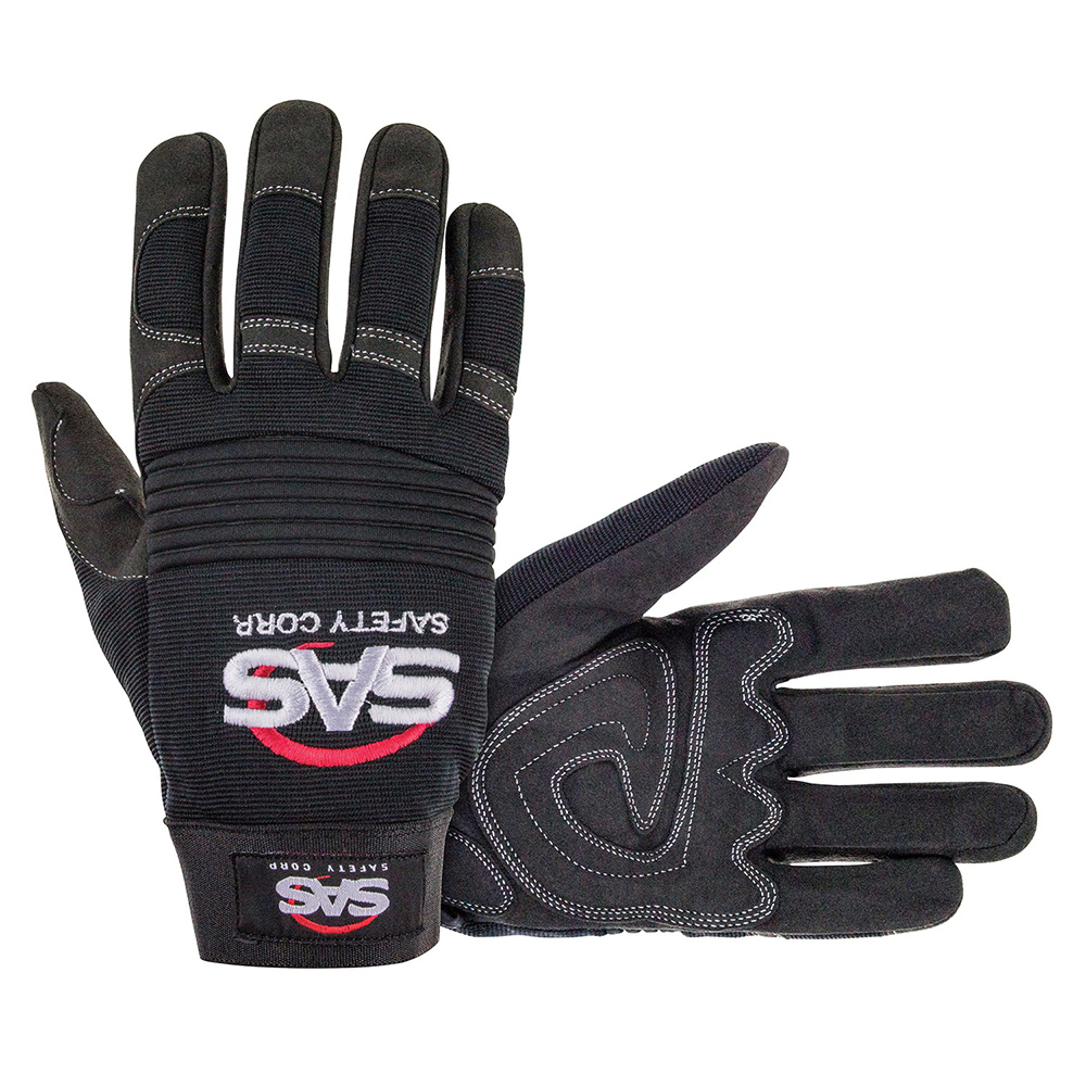 Mechanics Safety Glove X-Large Black