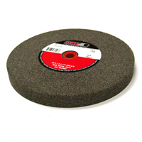 10 Inch x 1 Inch x 1-1/4 Inch 36 (Medium) Grit Brown Aluminum Oxide Type 1 Bench Grinding Wheel