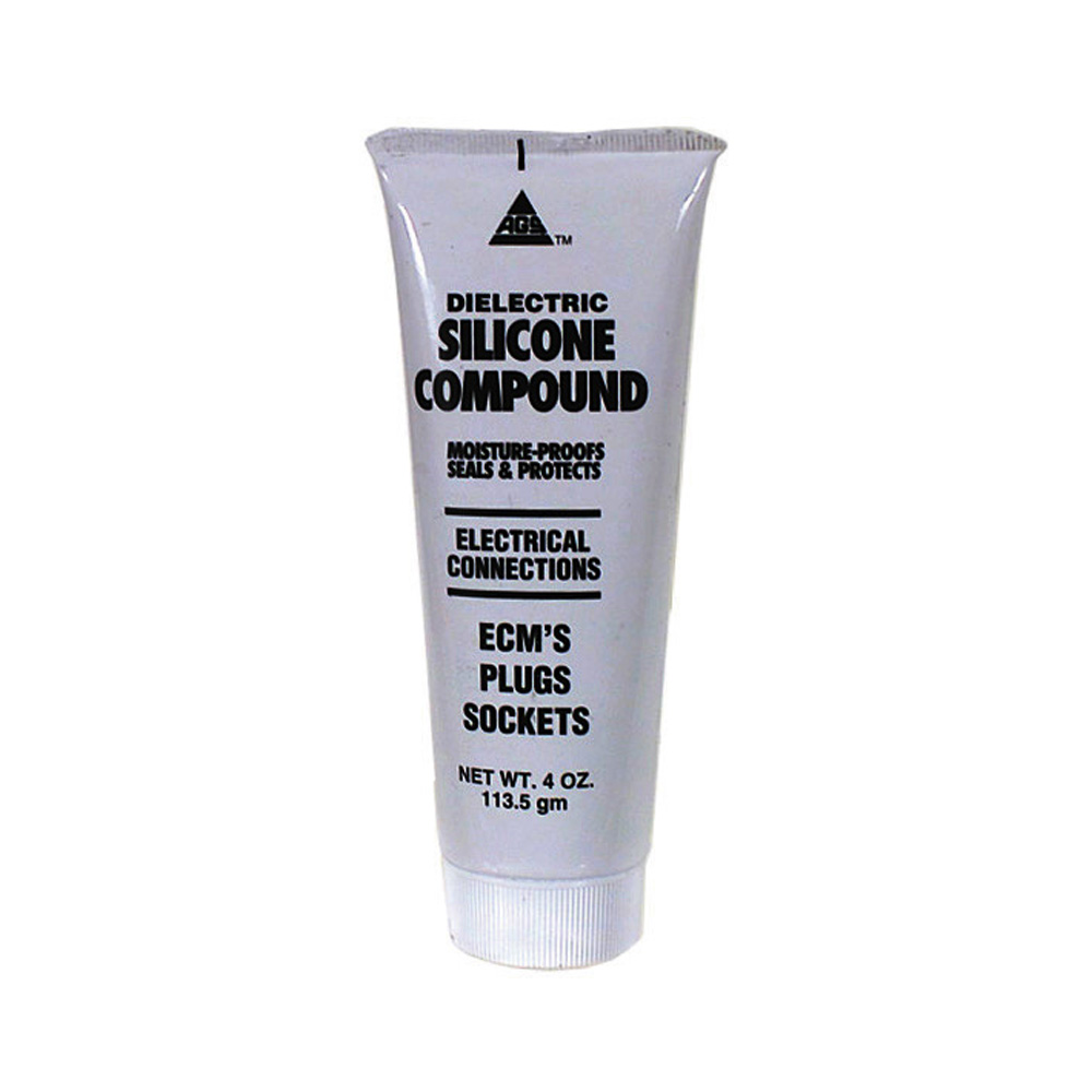 Ags Dielectric Silicone Squeeze Tube - 4 oz