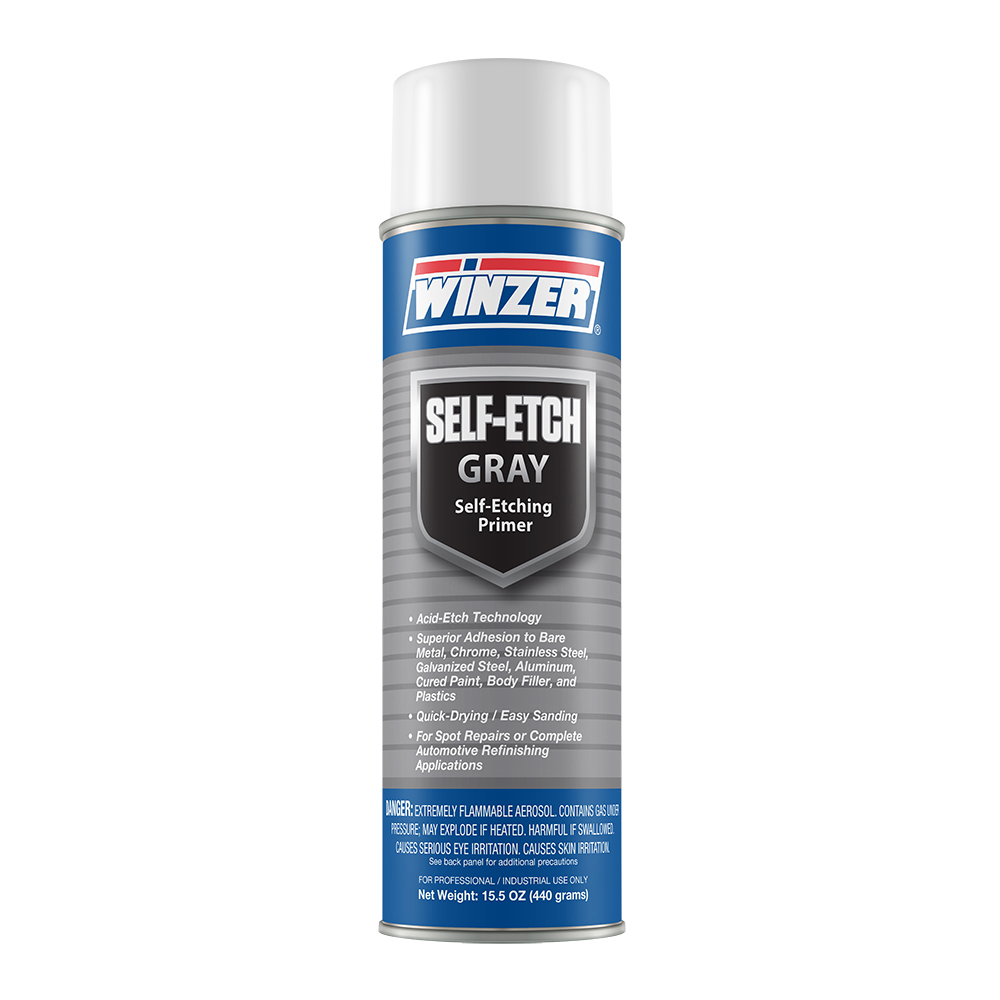 Winzer Self-Etching Primer Grey - 15.5 oz