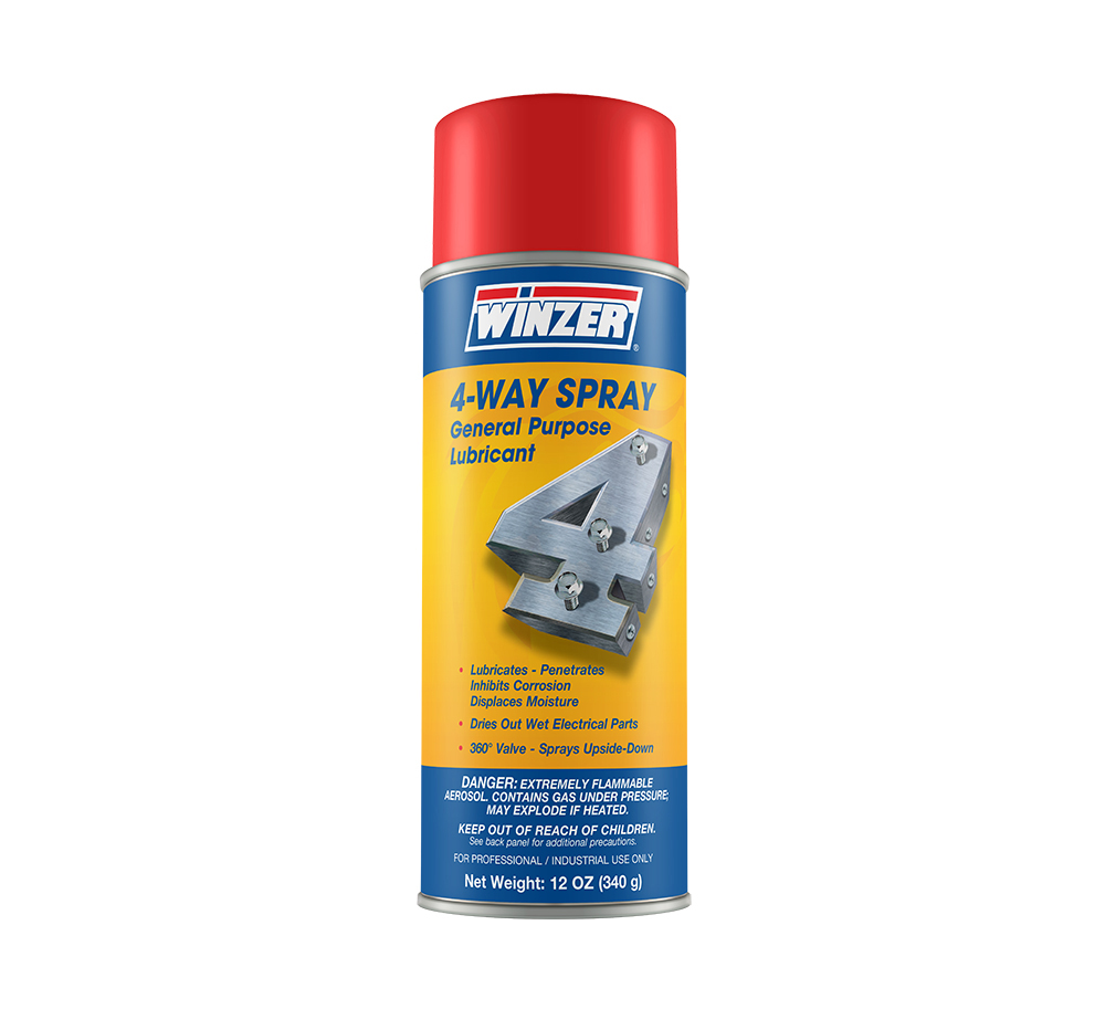 Four Way Spray - 12 oz - Pack of 12